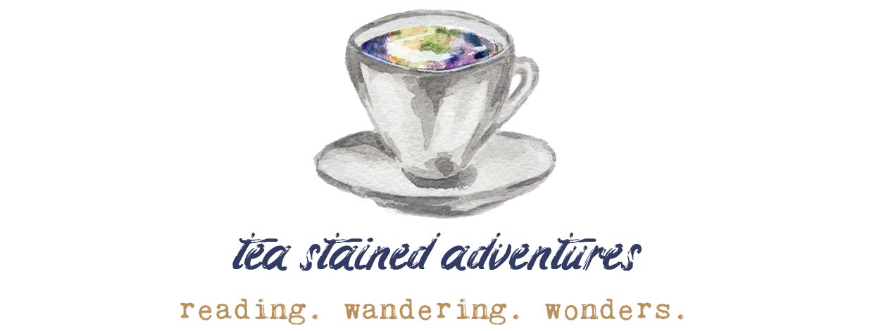 Tea-Stained Adventures