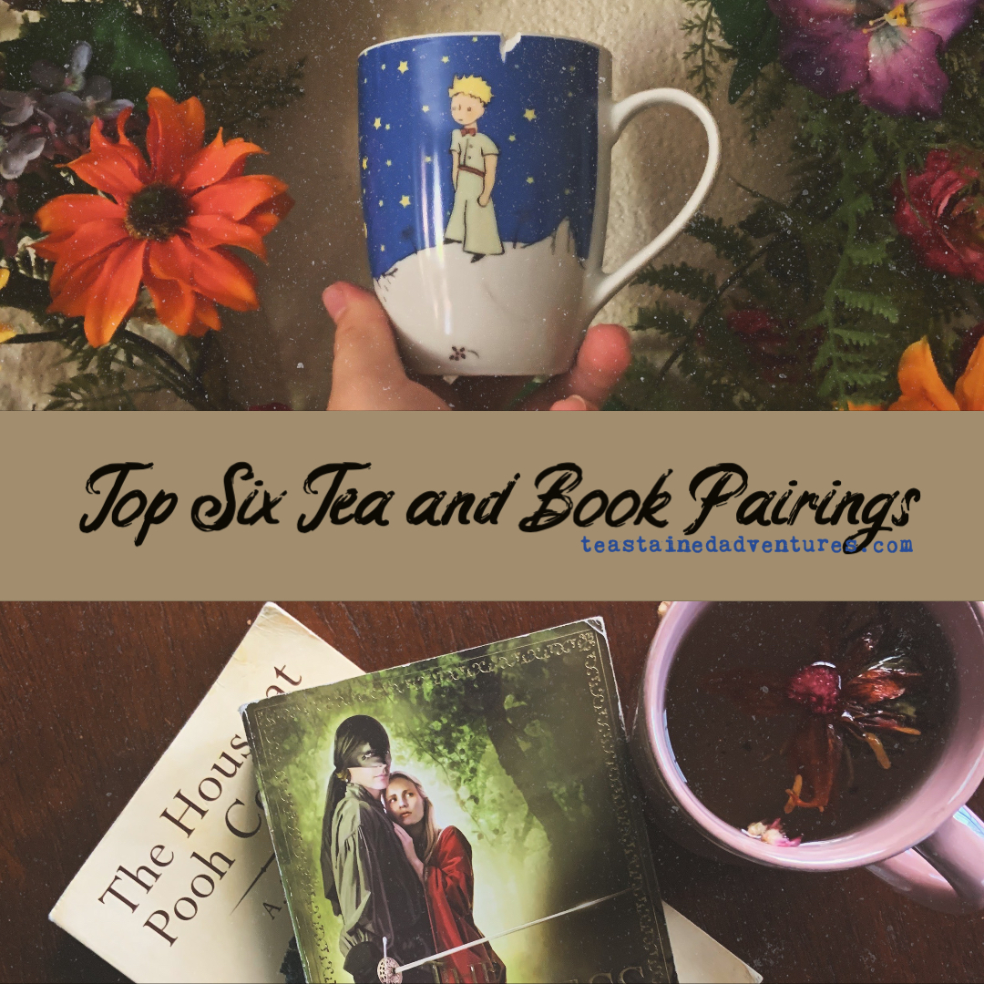Top Six Tea and Book Pairings