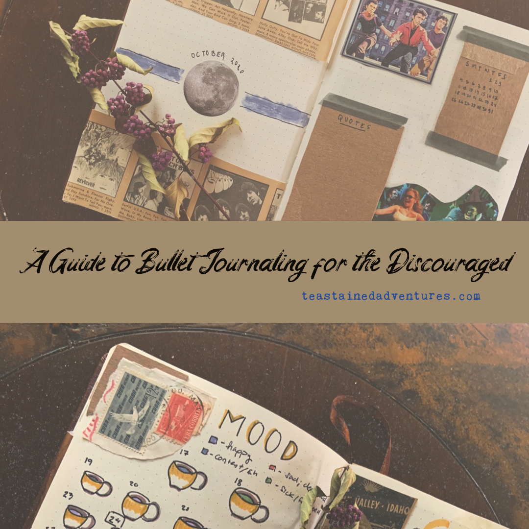 A Guide to Bullet Journaling for the Discouraged (w/ a Freebie!)