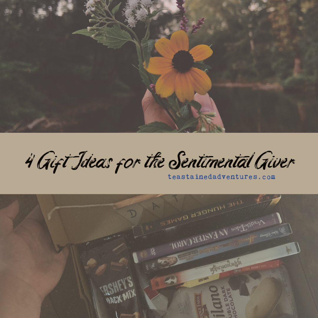 Four Gift Ideas for the Sentimental Giver