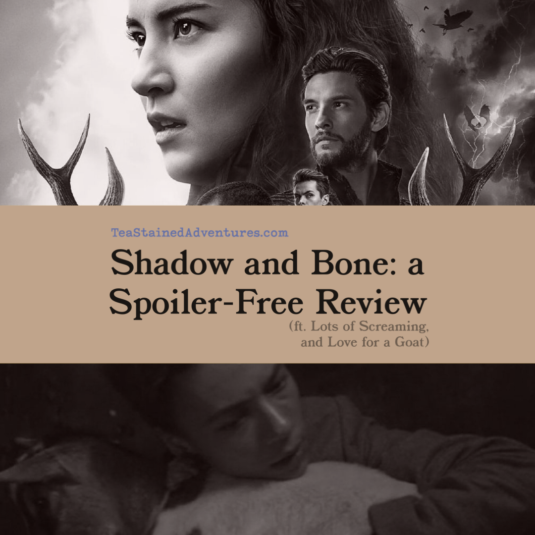 Shadow and Bone: A Spoiler-Free  Review of the New Netflix Show (…in Which I Scream about a Goat)